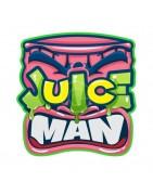 Les e-liquides de la marque américaines JUICE MAN'S en 100ml en boutique de cigarettes électroniques La Vapapapa de Thonon les Bains et en livraison gratuite sur notre site en ligne.